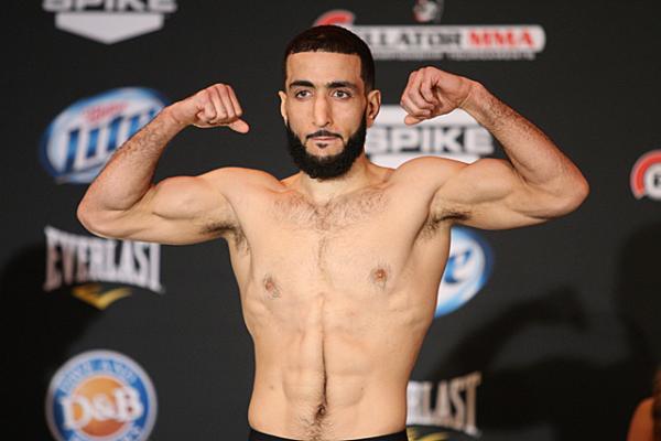 Висенте Луке – Белал Мухаммад 12 ноября 2016 на турнире UFC 205: Альварес – Макгрегор