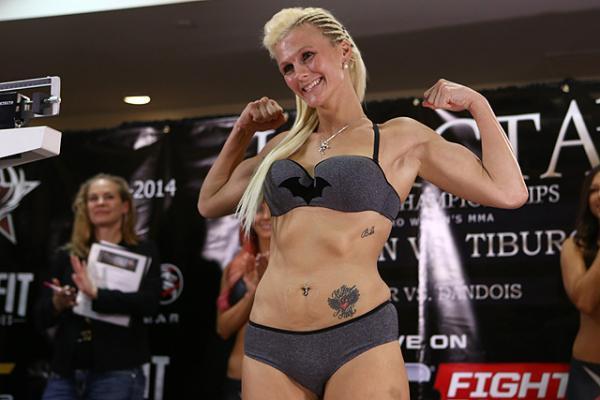 Синди Дандуа подписана в UFC