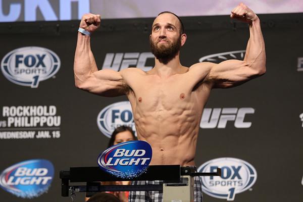Эндрю Санчес – Тревор Смит 9 декабря на UFC Fight Night: Льюис — Абдурахимов