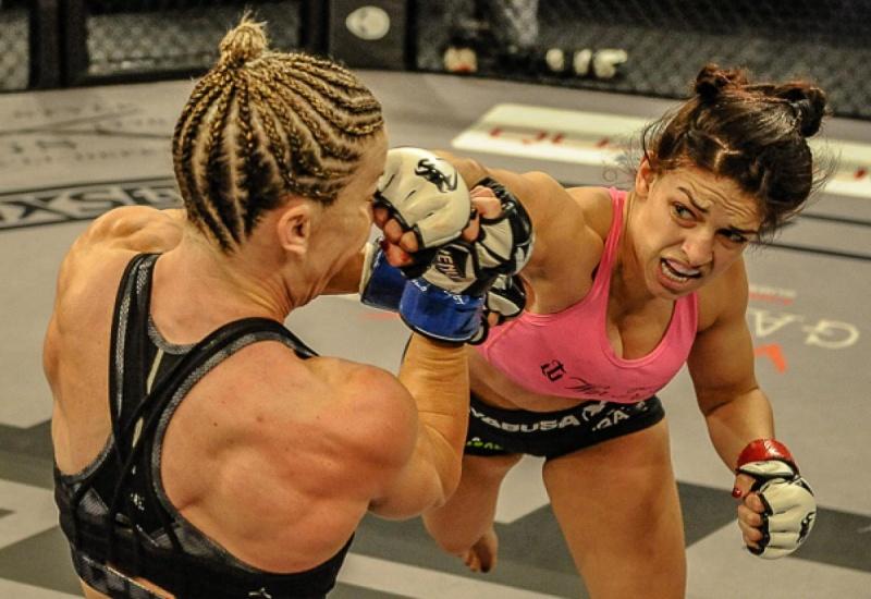 Маккензи Дерн готовится к дебюту в UFC, но не собирается забывать о своих корнях