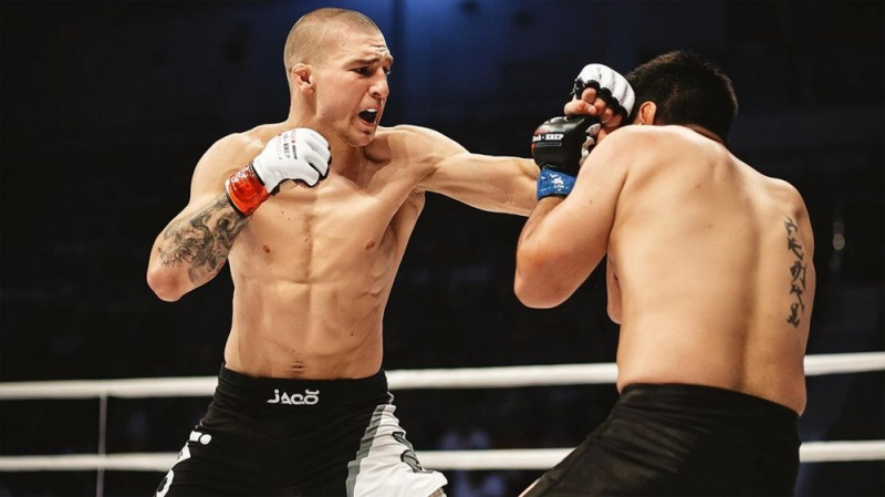 Ярослав Амосов будет отстаивать титул чемпиона мира против польского «Гризли»