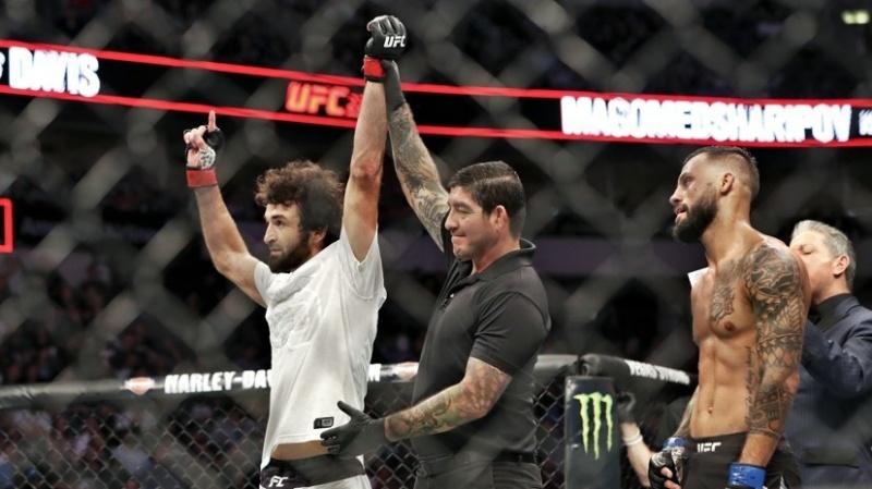Возможные поединки на основе результатов UFC 228