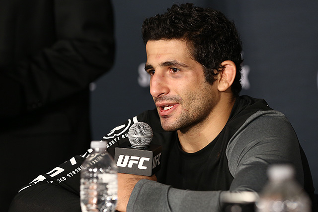 Бенил Дариуш: «Фабрисио Вердум посоветовал мне следить за своим питанием перед UFC Fight Night 98»
