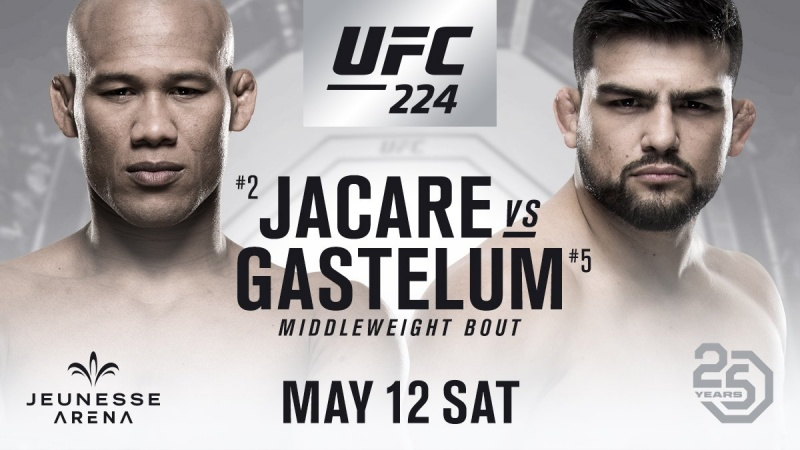 Топ-10 интригующих поединков мая в UFC