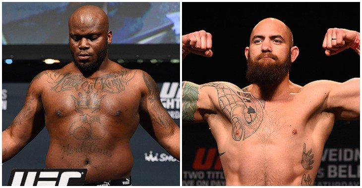 Бой Трэвис Браун – Деррек Льюис возглавит UFC Fight Night 105
