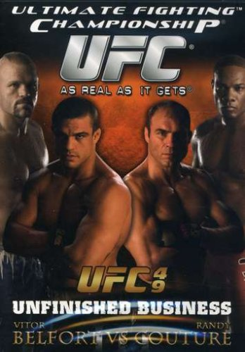 UFC 49 UNFINISHED BUSINESS