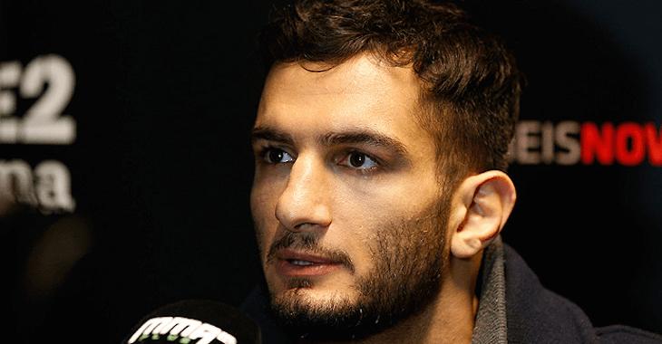 Гегард Мусаси: «Я не думаю, что просил у UFC слишком много»
