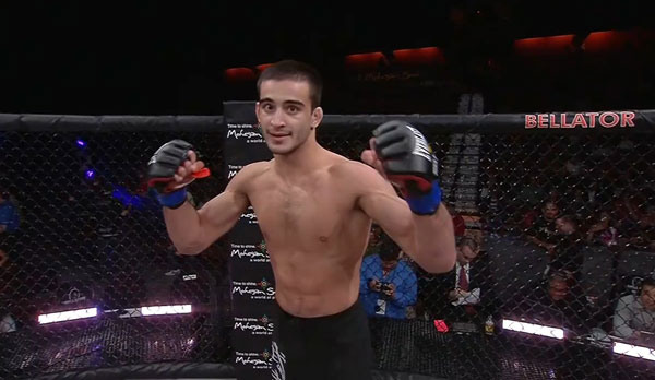 Андрей Корешков – Фернандо Гонсалес на Bellator 174