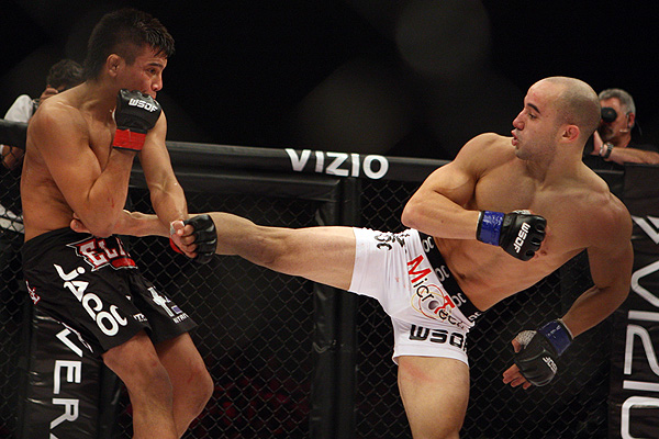 Марлон Мораес о дебюте в UFC: «Покажу всем, на что я способен в октагоне»
