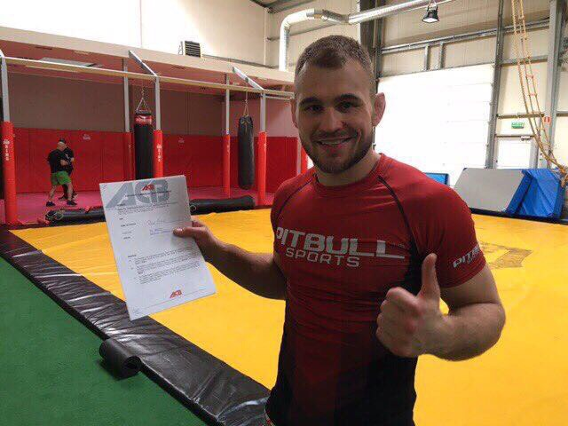 Пётр Штрус подписан в ACB