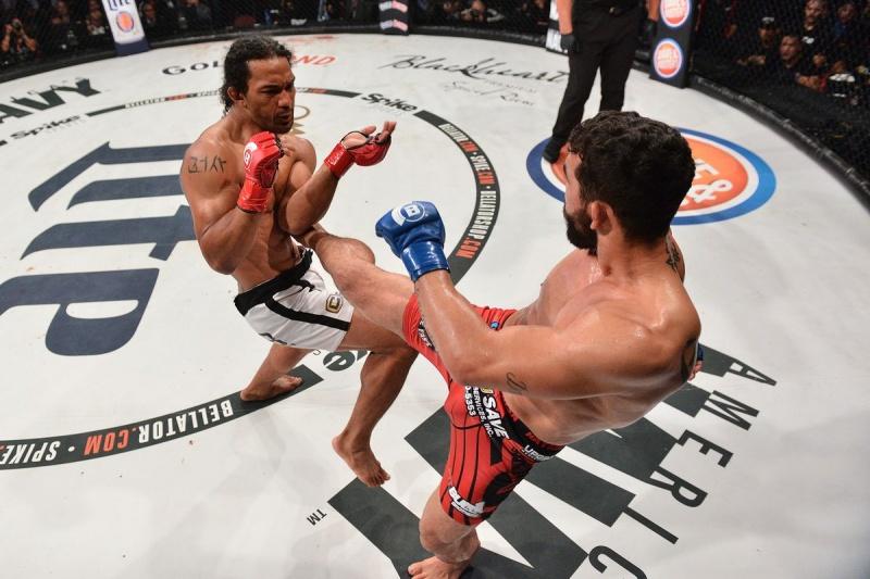 10 самых успешных бойцов в Bellator