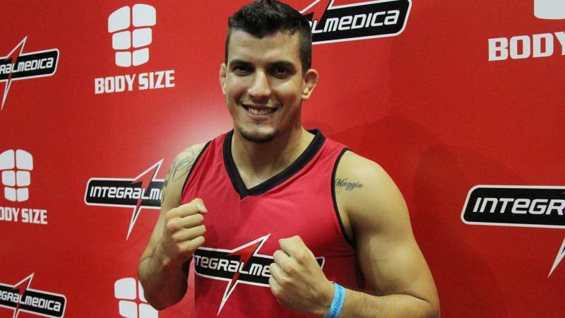 Фелипе Арантес: «У меня есть всё, чтобы попасть на вершину и биться за свою мечту»