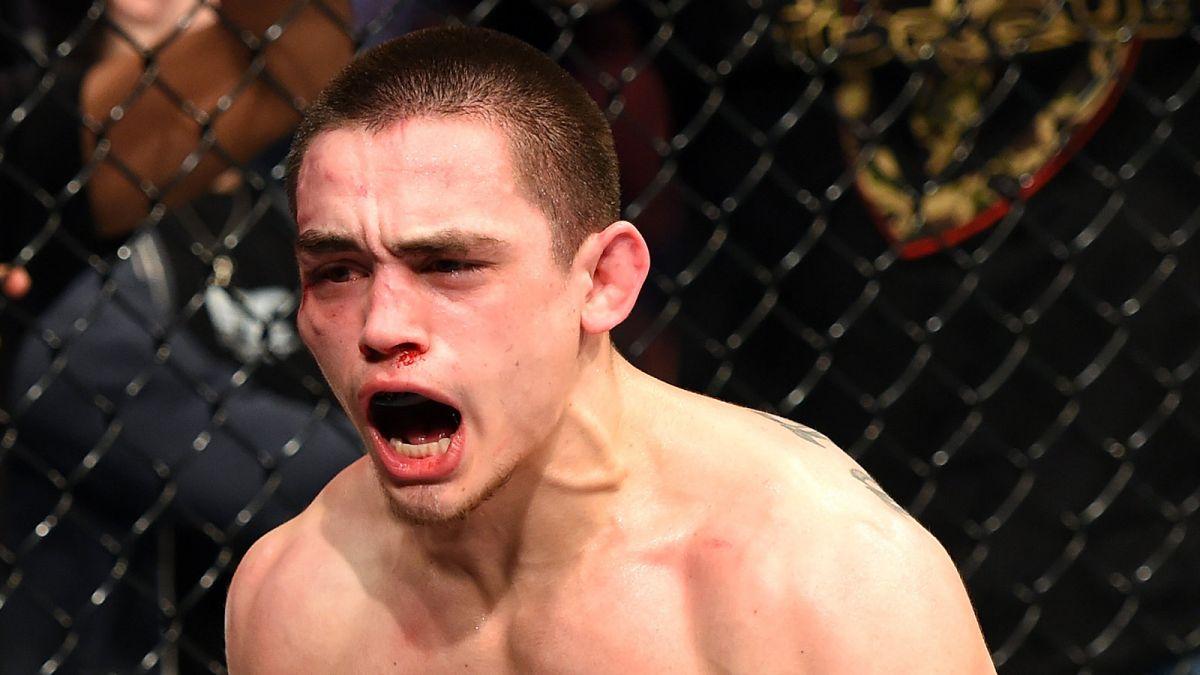 Райан Бенойт победил Фредди Серрано на UFC 201