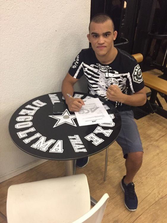 Даниэль Густаво Сантос подписан в ACB