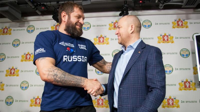 Россия vs. Бразилия: Емельяненко и Штырков проведут бои в Екатеринбурге