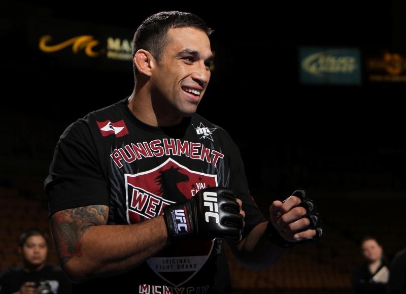 Фабрисио Вердум: «Готов драться с любым на UFC 207»