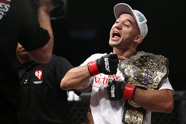 Чемпион WSOF Марлон Мораес ведёт переговоры с UFC