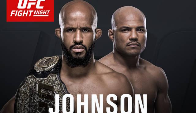 Деметриус Джонсон – Уилсон Рейс на UFC on FOX 24