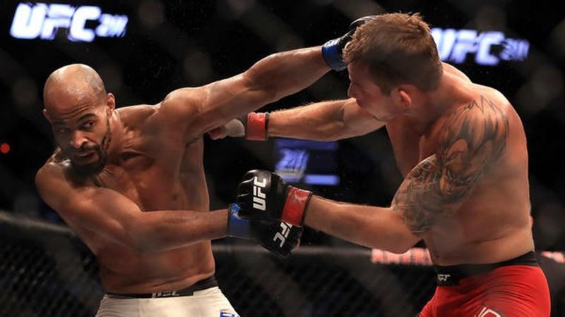 Дэвид Бранч о смене оппонента и UFC 230