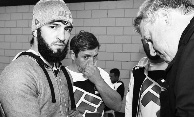 Зубайра Тухугов получил уведомление о возможном провале проверки на допинг
