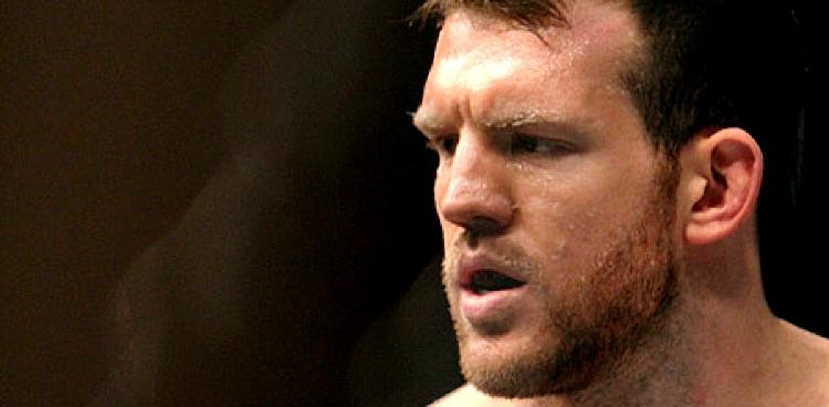 """Райан Бейдер: """"Надеюсь остаться на контракте с UFC"""""""