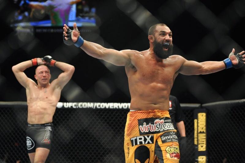 Джонни Хендрикс: UFC хочет, чтобы я вернулся в 170 фунтов