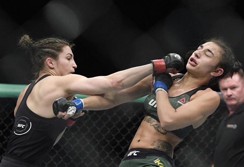 Интересные факты UFC 234
