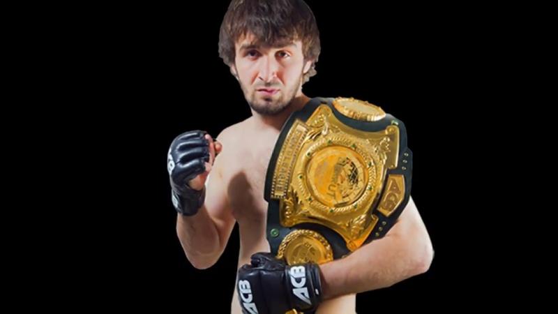Забит Магомедшарипов подписан в UFC