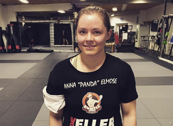 Боец UFC Анна Элмос объявила о завершении карьеры