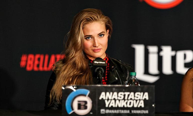 Анастасия Янькова проведет следующий бой в апреле