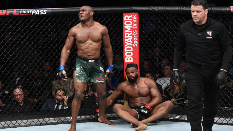 UFC 235 в цифрах
