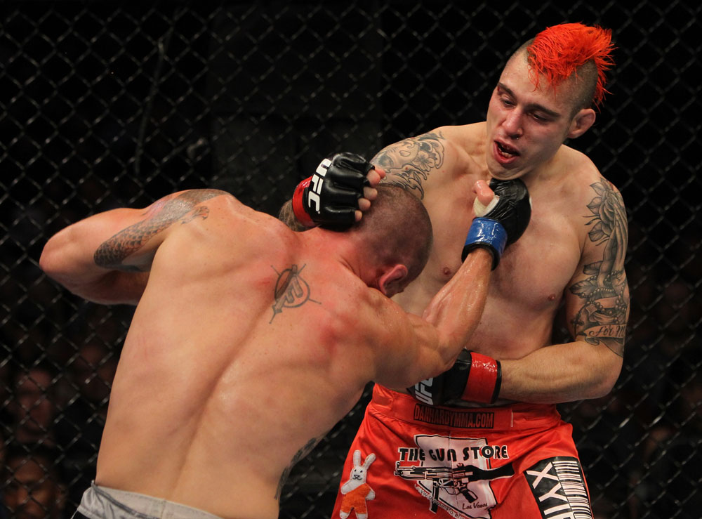 Dan Hardy on 'golden age' of UFC vs. today