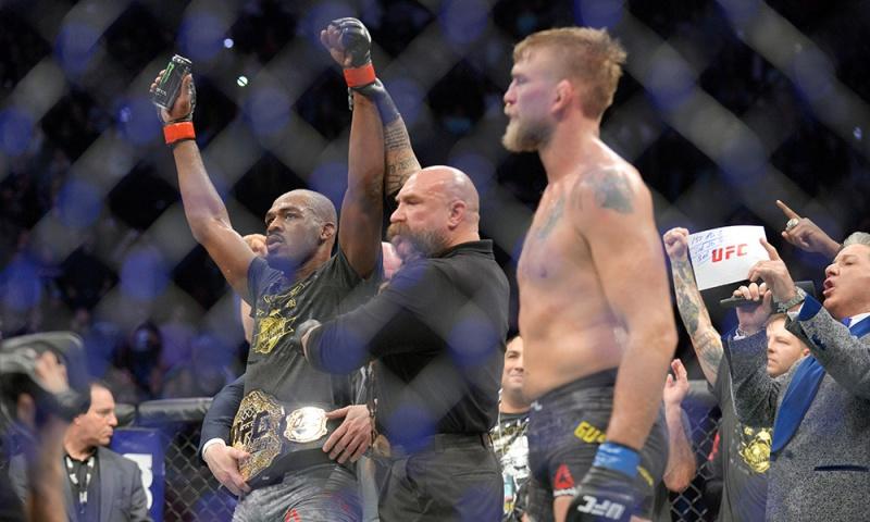 Что ждет дальше главных участников UFC 232?