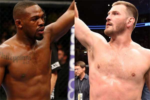 Дана Уайт: «Мы хотели организовать «Джонс-Миочич» на UFC 218»