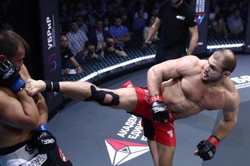 Иван Штырков и UFC