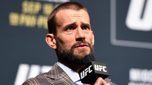 CM Punk уверен в том, что еще выступит в UFC