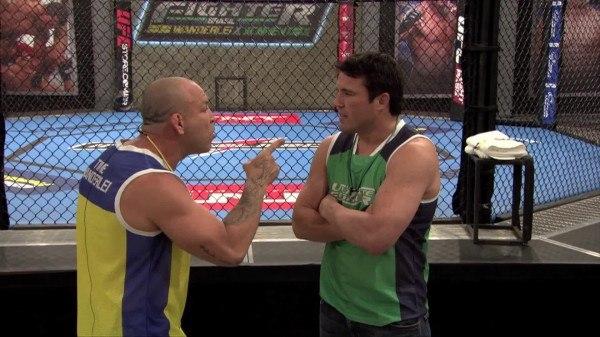 Чейл Соннен всё еще собирается получить бой с Вандерлеем Силвой