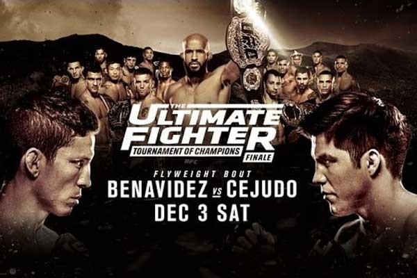 Гонорары участников The Ultimate Fighter 24 Finale