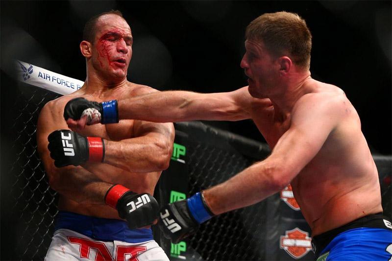 Вечер бокса на UFC 211