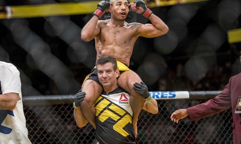 Что ждет дальше главных участников UFC Fortaleza?