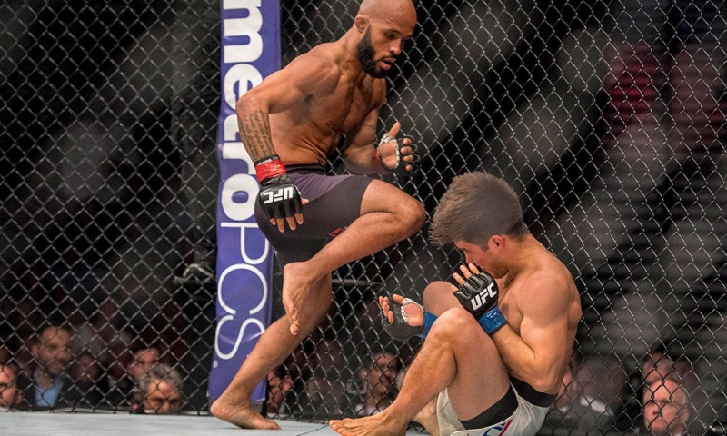 Факты и рекорды бойцов UFC 227