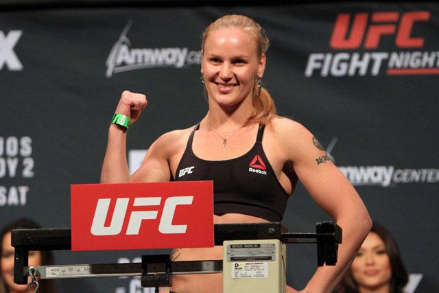 Валентина Шевченко: «Снятие Нуньес с UFC 213 лишь отсрочило неизбежное»