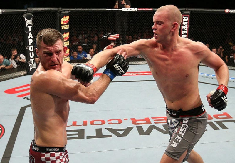 Причины не пропустить UFC Prague
