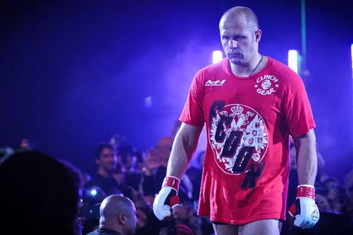 Бой Федора Емельяненко и Мэтта Митриона планируется на начало 2017 года