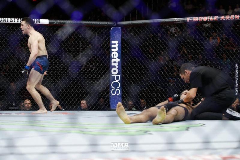 Самые громкие апсеты 2018 в UFC