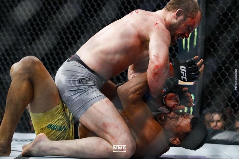 UFC 231 в цифрах