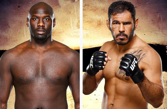 Антонио Рожерио Ногуэйра против Джареда Каннонира на UFC Fight Night 120