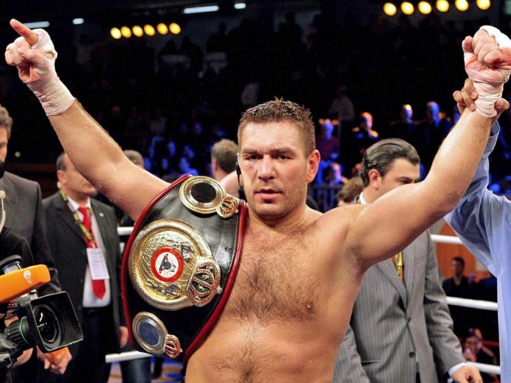 Чагаев лишён титула «регулярного» чемпиона WBA