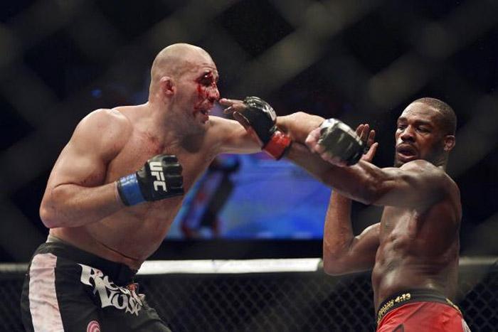 После пяти лет в UFC Тейшейра продолжает идти к своей мечте