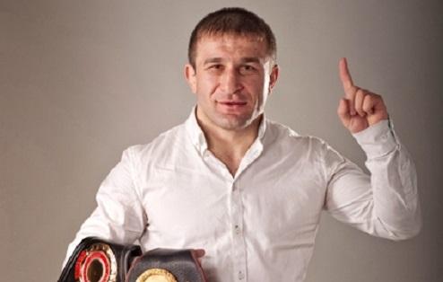 Хурцидзе вернётся на ринг осенью